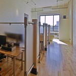 Divided work spaces, Suite 334.