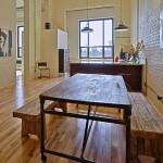 Dining area, Suite 334.