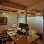 A work space, Suite 334.